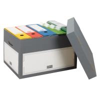 Archivsysteme aus Karton