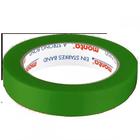 PVC-Klebeband monta film 250F, 19 mm breit - grün