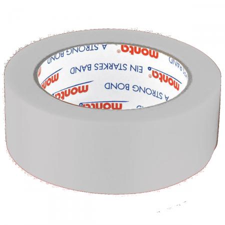 PVC-Klebeband monta film 250, 38 mm breit - weiß