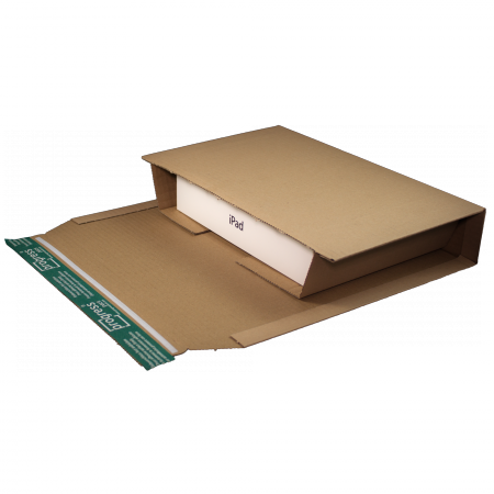 Versandverpackung ECO A4 braun