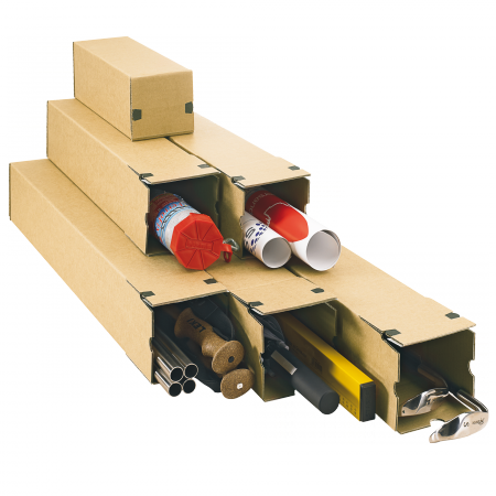 Progress longBox PREMIUM M Universalversandhülse A2