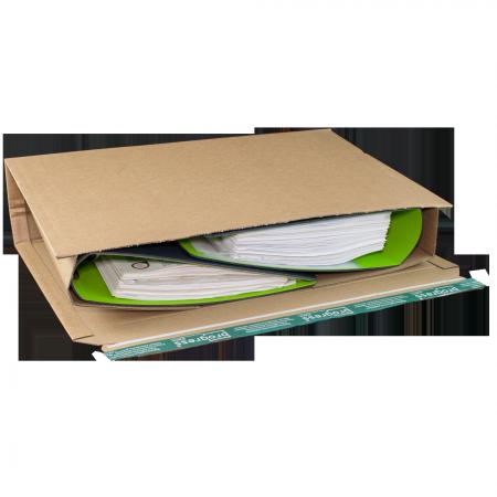 Versandverpackung PREMIUM A3 braun