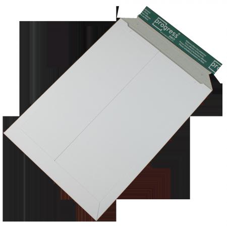 Versandtasche A4+ weiß