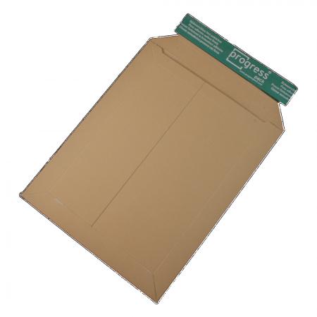 Versandtasche B5+ braun