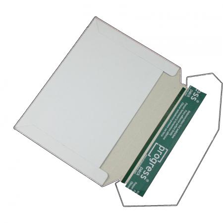 Versandtasche A5 weiß