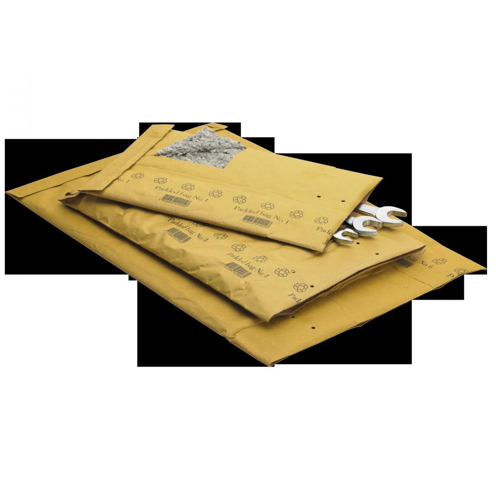 paddedbag papierpolstertasche a3 braun. Black Bedroom Furniture Sets. Home Design Ideas