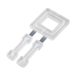 Kunststoffklammern 12-13 mm
