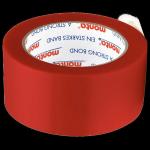 PVC-Klebeband monta film 257F, 50 mm breit - rot