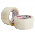 PVC-Klebeband monta Pack 283, 50 mm breit  - transparent