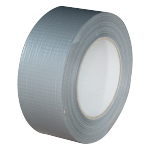 Gewebeband monta band 561F, 50 mm breit - silbergrau