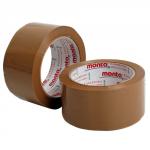 PVC-Klebeband monta Pack 283 - braun