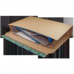 Versandverpackung ECO A2 braun
