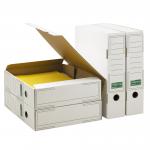 Ablagebox 75 BIANCO A4+ weiß