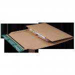 Versandverpackung ECO A5 braun