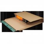 Versandverpackung ECO B5 braun
