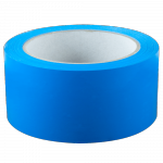 Glasklebeband ART - hellblaues PVC-Klebeband