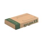Mailbox Post-Versandkarton A5, braun