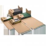 Versandverpackung ECO C4+ braun