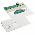CD-Mailer weiß ohne Fenster