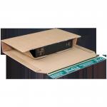 Versandverpackung PREMIUM A5+ braun