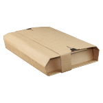 Versandverpackung PREMIUM A4 braun